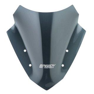 ヤマハ AEROX155 NVX (2021-) ウインドシールド ウインドスクリーン ブラック