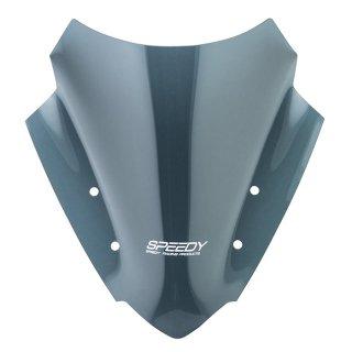 ヤマハ AEROX155 NVX (2021-) ウインドシールド ウインドスクリーン V2 ブラック 10116400