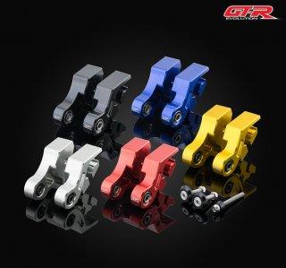 ヤマハ AEROX155 NVX (2021-) GTR ローダウンブラケット 5色 101153