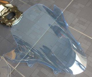 ホンダ PCX(JK05) PCX160(KF47) ウインドシールド ウインドスクリーン ブルー 10401500