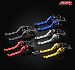 ホンダ PCX(JK05) PCX160(KF47) GTR 後輪ロック機能付 6段調整 ブレーキレバー  5色