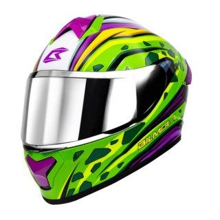 【国内在庫あり】Bilmola×Dragon Ball Z コラボ フルフェイス ヘルメット セル タイプ L(59cm-60cm)