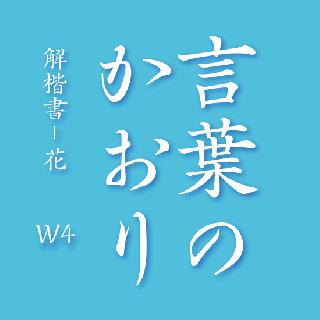 解楷書-花  W4  OpenType Std