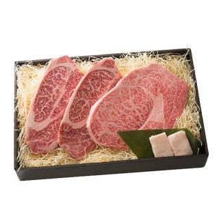 黒毛和牛 リブロースステーキ<br />150g×3枚