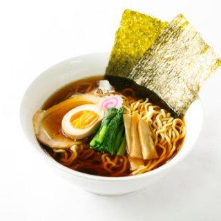 新宿 秀山<br />醤油ラーメン