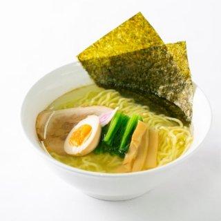 新宿 秀山<br />塩ラーメン