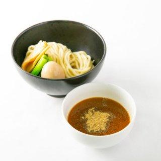 新宿 秀山<br />魚介つけ麺