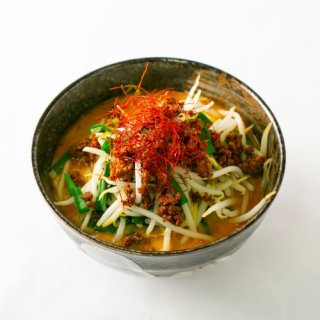 新宿 秀山<br />味噌担々麺