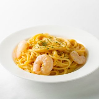 イタリア食堂「ブラーボ」<br />エビクリームパスタソース<br />1食分