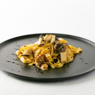 イタリア食堂「ブラーボ」<br />ポルチーニパスタソース