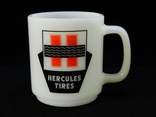 グラスベイク ハーキュリースタイヤマグカップ#1