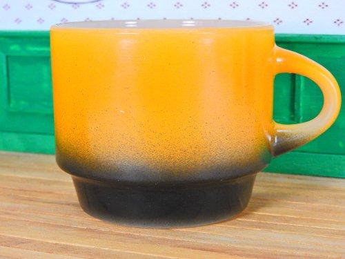 ファイヤーキング オレンジ×ブラックボトムカップ