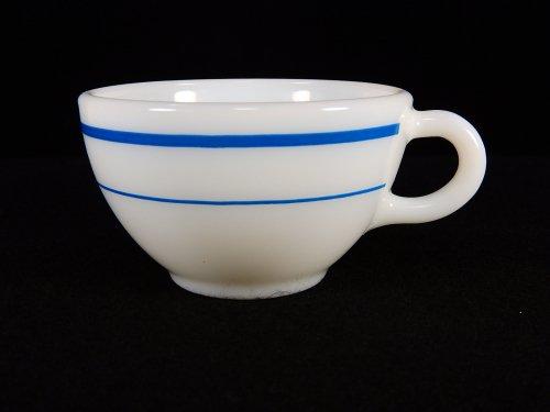 パイレックス ブルーバンドマグカップ#3