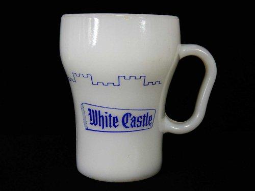 ファイヤーキング ホワイトキャッスルマグカップ#1