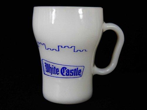 ファイヤーキング ホワイトキャッスルマグカップ#2