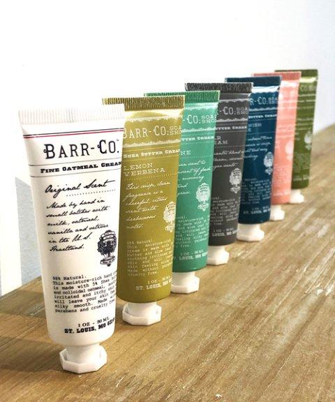 BARR-CO./バーコー ミニハンドクリーム 全8タイプ