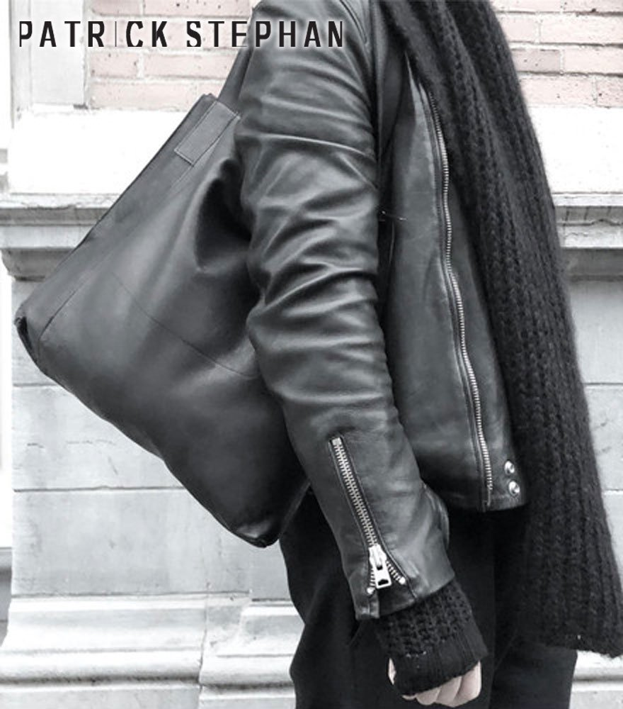 PATRICK STEPHAN/パトリックステファン ショルダーバッグ Leather shoulder bag 'simple' 2