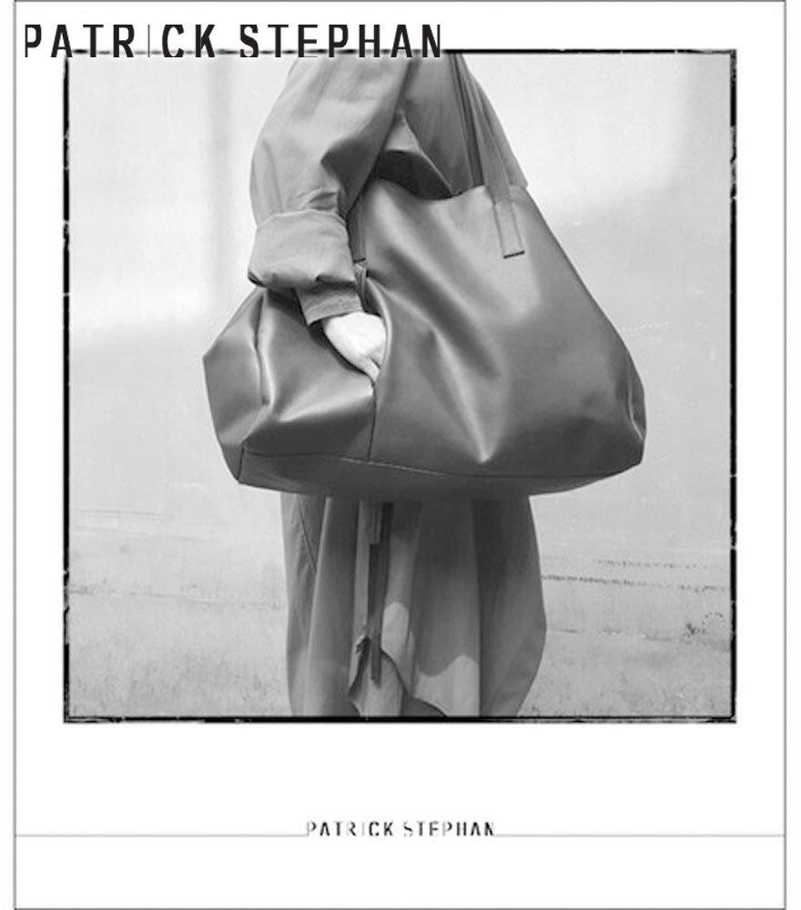 PATRICK STEPHAN/パトリックステファン トートバッグ Leather tote bag 'grande poche' 2