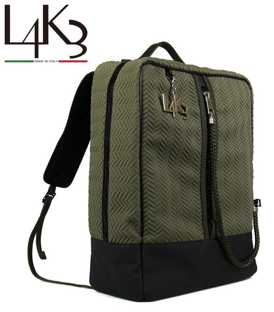 L4K3/レイク BAG PACK BP-04JP 【ツイル カーキ】