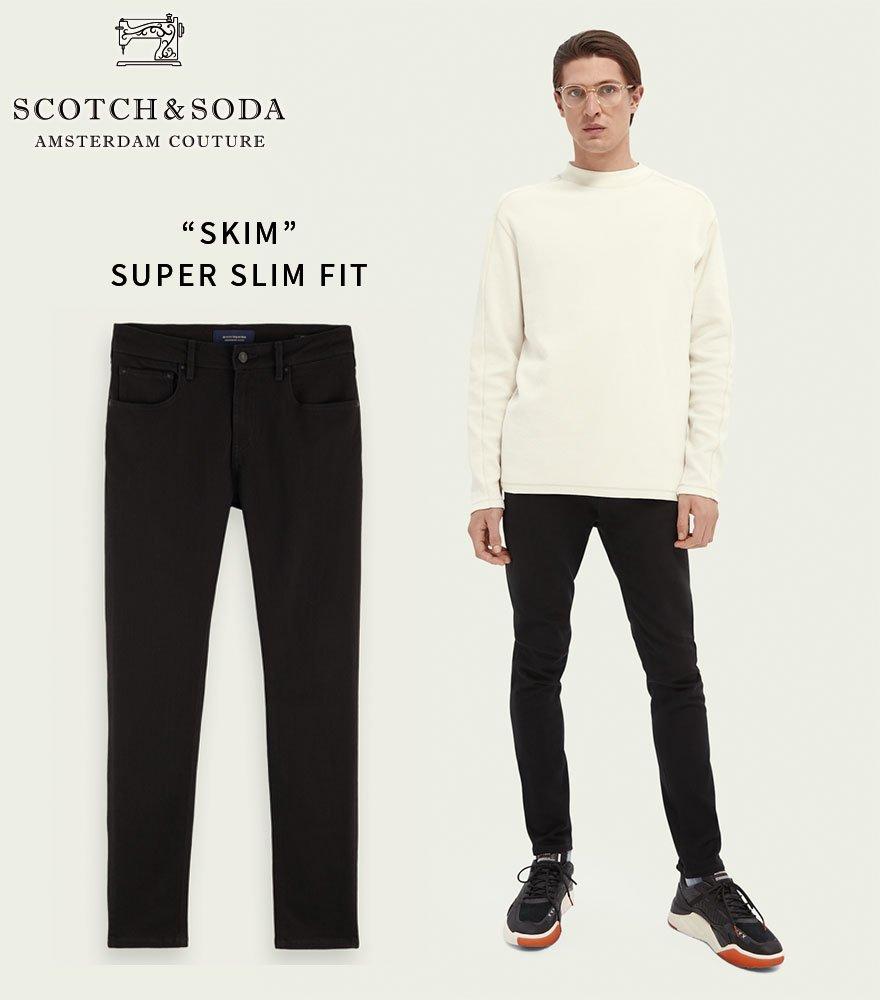 SCOTCH&SODA/スコッチ&ソーダ スーパースリムジーンズ 'Skim' 282-45512【160625】