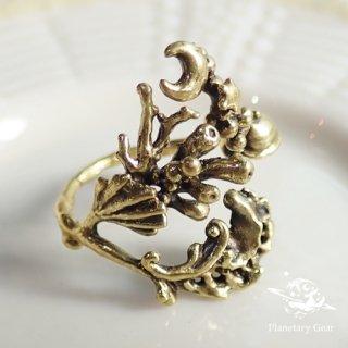 【 Planetary Gear 】『 utakata 』/ 宙に捧げる花束 / Ring
