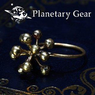 【 Planetary Gear 】『 pict 』/ ピンポンツリースポンジ / Ring