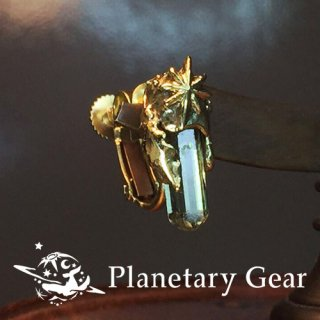 <img class='new_mark_img1' src='https://img.shop-pro.jp/img/new/icons5.gif' style='border:none;display:inline;margin:0px;padding:0px;width:auto;' />【 Planetary Gear 】 星のカケラのイヤリング ( アパタイト )