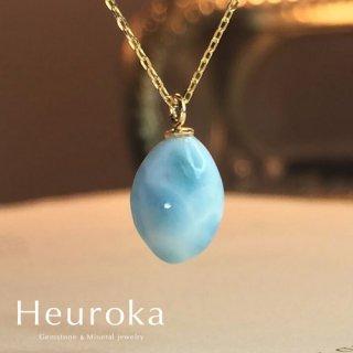 【 Heuroka 】ラリマーのネックレス