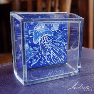 【 Crystal Tears 】4cmの水族館
