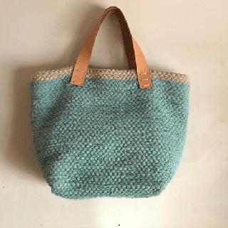 stoffa   裂き織りバッグ775
