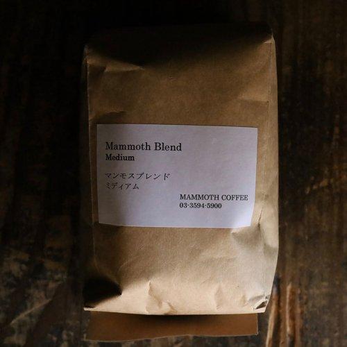 MAMMOTH COFFEE コーヒー豆(ミディアム)
