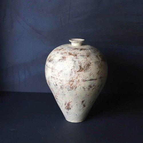大澤哲哉 Vase-C(白)