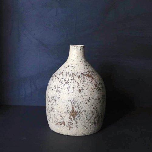 大澤哲哉 Vase-D(白)