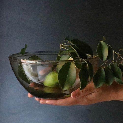 西村 青 Frill bowl L