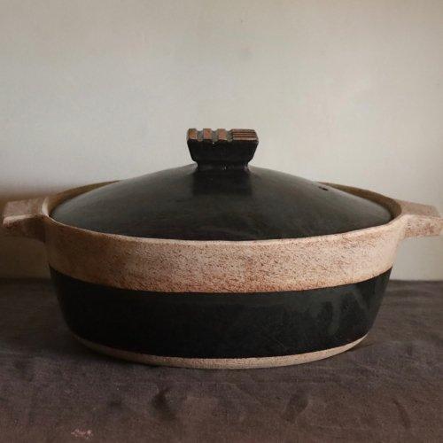 野村亜矢 土鍋(丸型/特大)