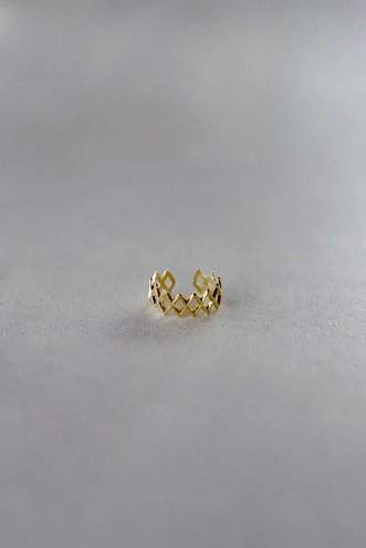G.LATTICE EARCUFF 1
