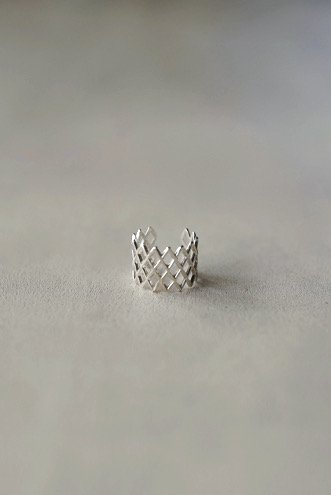 LATTICE EARCUFF 2
