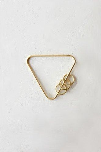 Key ring holder