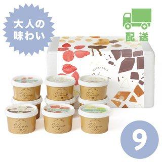 【大人の味わい】9種セット<br> ■ 配送(送料込) ■