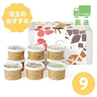 【店主のおすすめ】9種セット<br> ■ 配送(送料込) ■