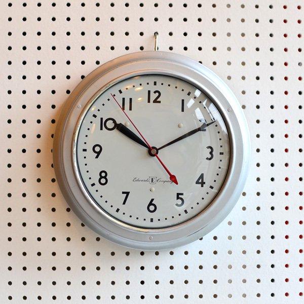 1950's 『EDWARDS COMPANY』 SCHOOL CLOCK