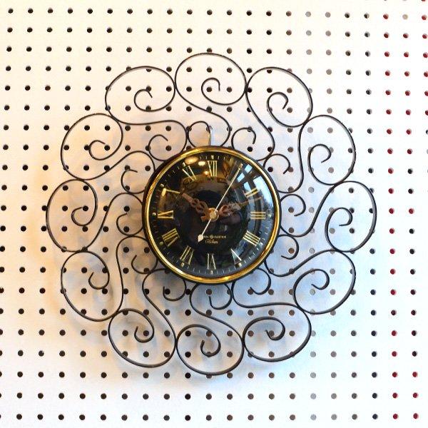 1950's 『GENERAL ELECTEIC』 SUNBURST CLOCK