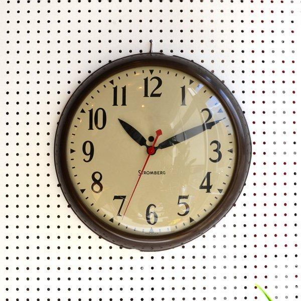 1950's『STROMBERG』 SCHOOL CLOCK