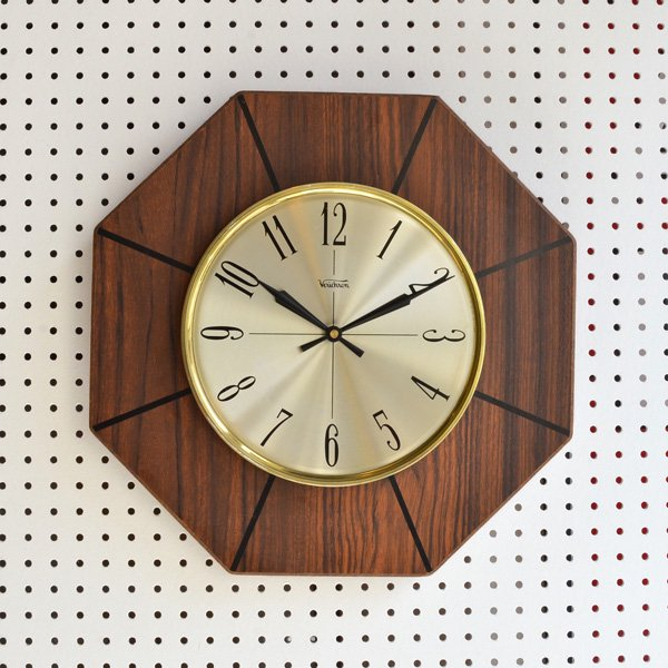 1960's 『VERICHRON』 WALL CLOCK