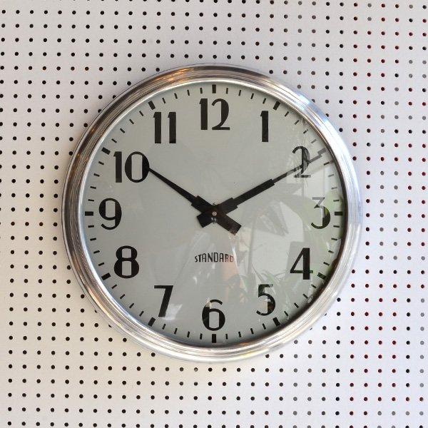 1950's 『STANDARD』 SCHOOL CLOCK