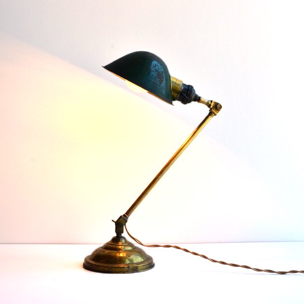 1940's 『FARIES』 ADJUSTABLE ARM DESK LAMP