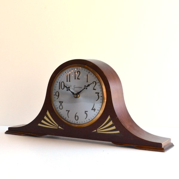 1960's 『SESSIONS』 TABLE CLOCK