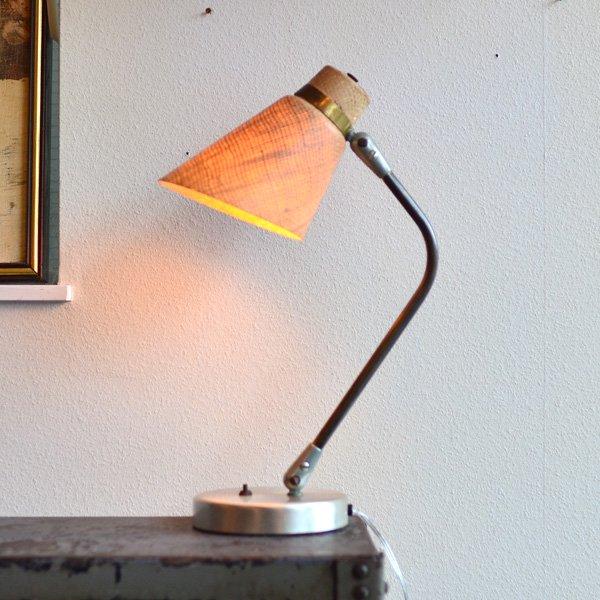 1950's ADJUSTABLE ARM DESK LAMP
