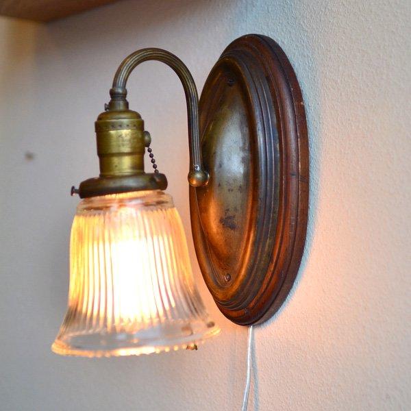 1930's WALL LAMP
