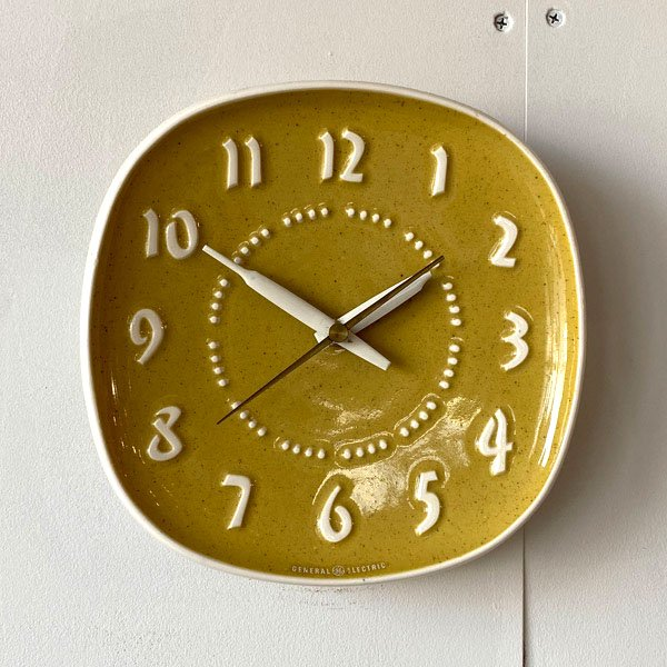 1950's 『RUSSEL WRIGHT』 WALL CLOCK